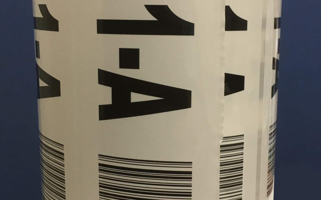 Six tips for selecting the best pallet racking labels?